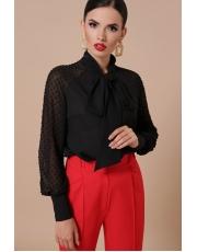 Женская блуза с бантом Ellada