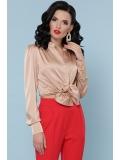 Шелковая блуза Elvira