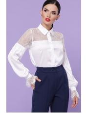 Блуза с кружевом Farida