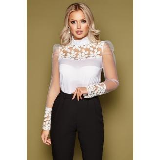 Прозрачная женская блуза Solomia