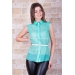 Летняя женская блуза в горох Siti