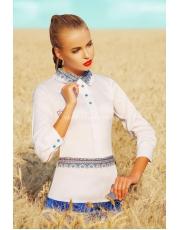 Блуза с вышивкой Vasilisa