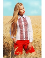 Рубашка женская с длинным рукавом Florias