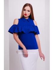 Блуза с воланом Siesta
