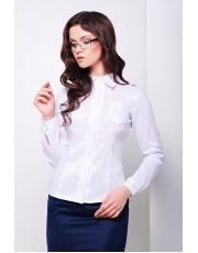 Классическая женская рубашка для офиса Marta