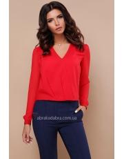 Блуза с кружевной спинкой Ailin