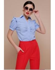 Женская блуза с рюшами Margarita