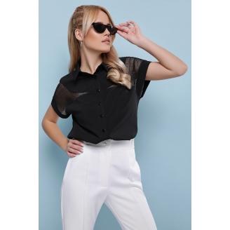 Блуза со вставками сетки Safo