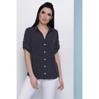 Женская рубашка в горошек Jeyn