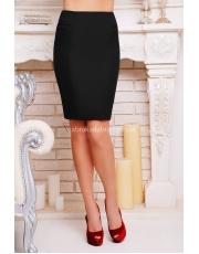 Строгая юбка-карандаш длиной до колен S3