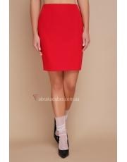 Прямая юбка мини Classic