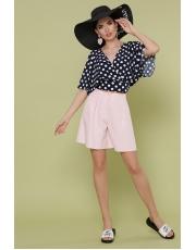 Широкие короткие женские шорты Sheri