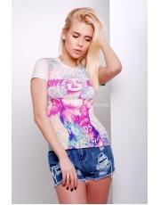 Женская футболка с Мерлин Монро Sorry, Mam