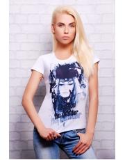Женская летняя футболка Fashion
