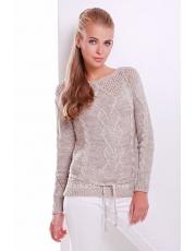 Женский вязанный свитер Jane