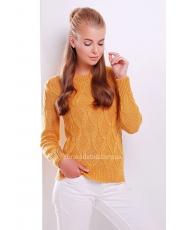 Женский вязанный свитер Dila