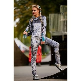 Женский велюровый спортивный костюм Vivere
