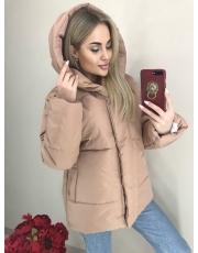 Женская куртка с капюшоном Free