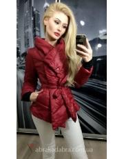 Женская куртка с поясом Domonika