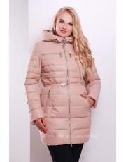 Куртка женская зимняя с поясом Winter