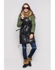 Зимняя женская куртка утепленная Smart