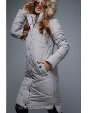Зимняя стеганная куртка Rossi
