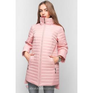 Удлиненная демисезонная куртка Ice