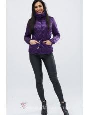Куртка женская демисезонная под пояс Fray