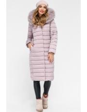 Длинная зимняя куртка LS-8816