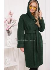 Пальто женское с капюшоном Lola