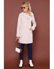 Демисезонное пальто под пояс Malina