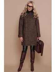 Зимнее пальто с рукавом реглан Grey