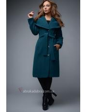 Зимнее пальто с капюшоном Monika