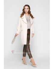 Пальто шерстяное женское Amika