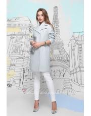 Двубортное женское пальто Zoya