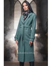 Пальто женское за колено Nice