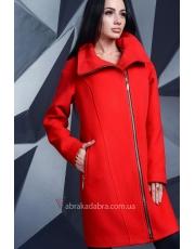 Женское пальто на молнии Karmen