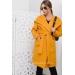 Пальто с капюшоном под пояс Moncklare