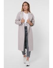 Женское демисезонное пальто оверсайз PL-8844
