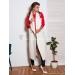 Женский длинный жилет Malibu