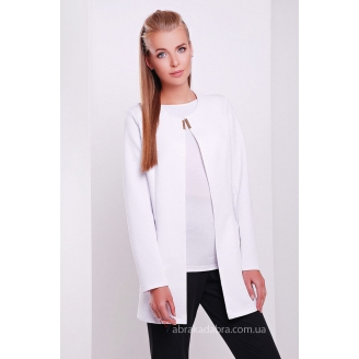 Женский кардиган-пиджак с длинным рукавом Polina