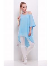 Шифоновая блуза женская Lonata
