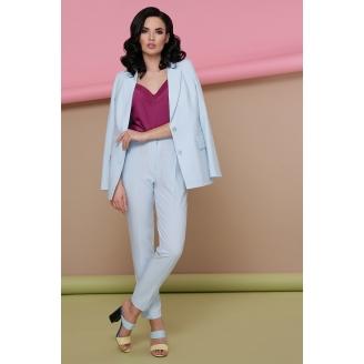 Удлиненный пиджак в пастельных оттенках Patrik