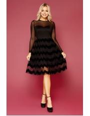 Женское вечернее платье расклешенное Alina