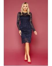 Женское гипюровое платье Sania