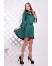 Платье из замши SuedeDress