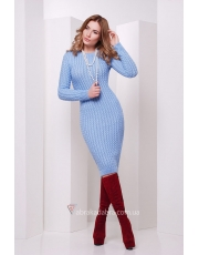 Вязаное платье Velena