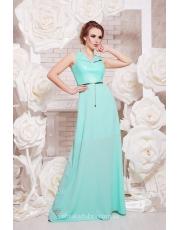 Вечернее платье в пол Grafiya
