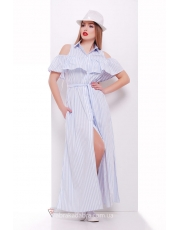 Платье рубашка Lavan'ya
