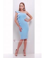 Платье на одно плечо Viola